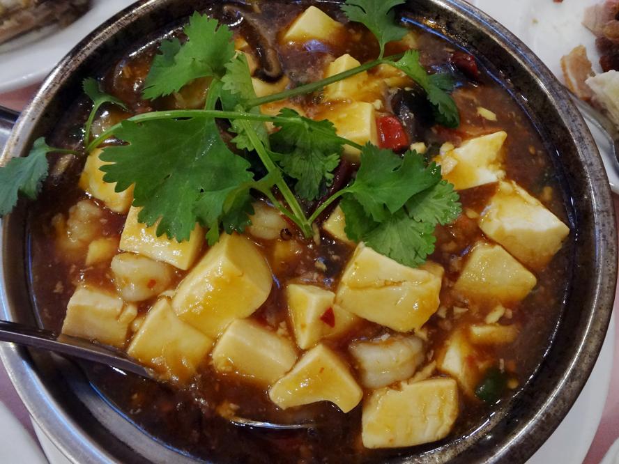 Ma La Tofu