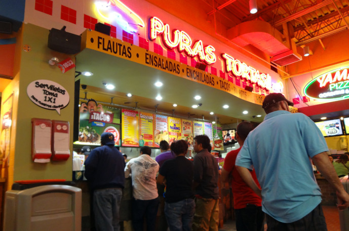 Puras Tortas in Plaza Fiesta