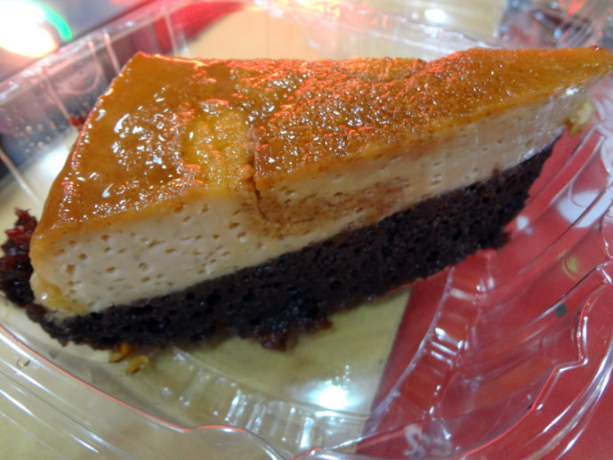 Squisito Chocoflan