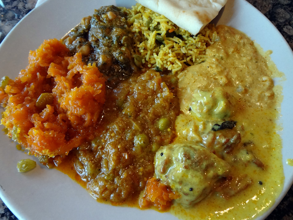 Cafe Bombay Indian Buffet