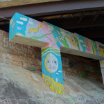 Atlanta Beltline underpass art