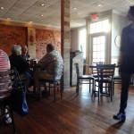 Stockyard Burger & Bones interior