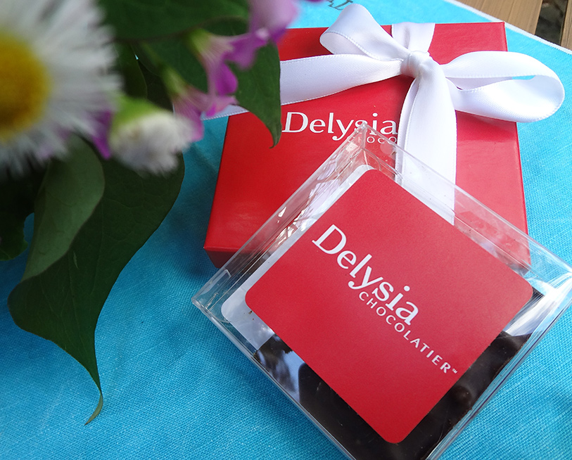 Delysia bug chocolates