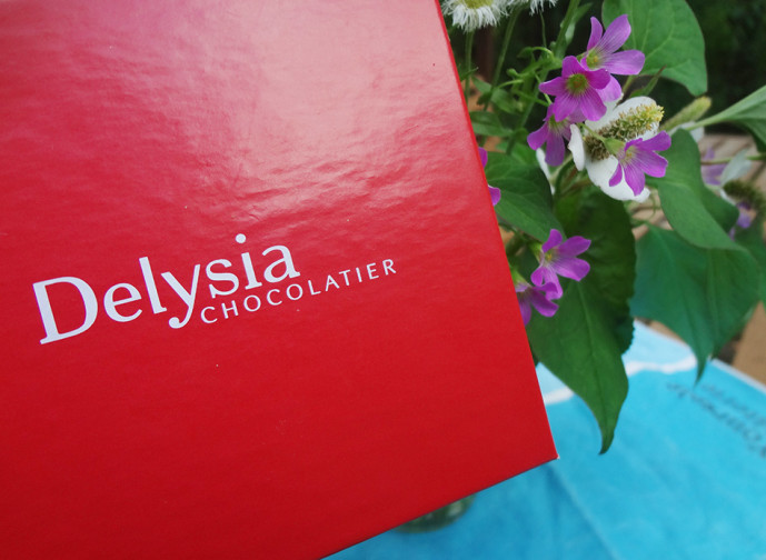 Delysia bug chocolates and weeds