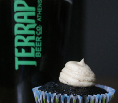 Liquid Bliss Cupcake