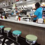 Dinglewood Pharmacy soda counter