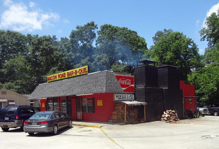 Macon Road Barbecue