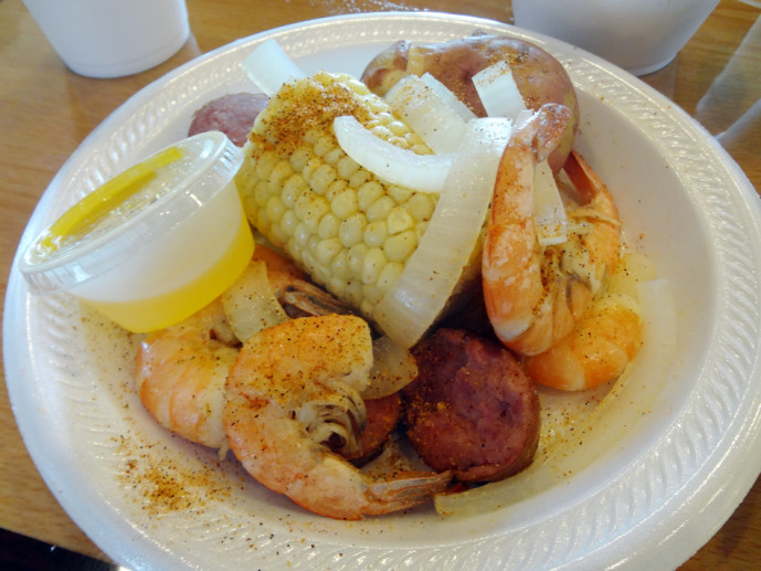 Thibodeaux's Low Country Boil: Baby Boil