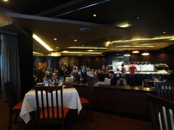 Chama Gaucha Brazilian Steakhouse interior