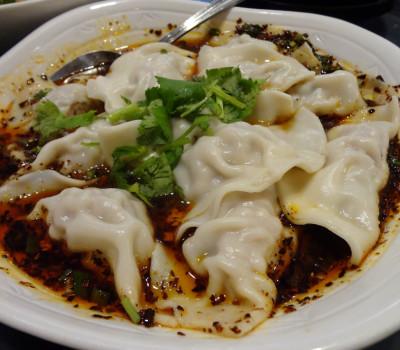 Chengdu-Style Dumplings