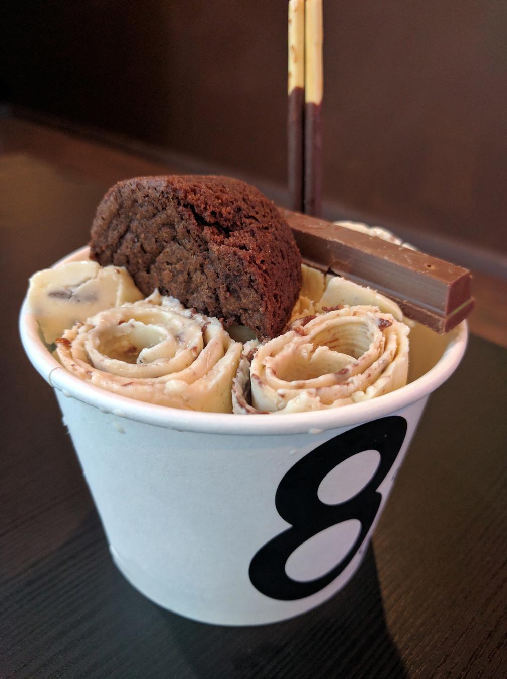 8° Fahrenheit Ferrero