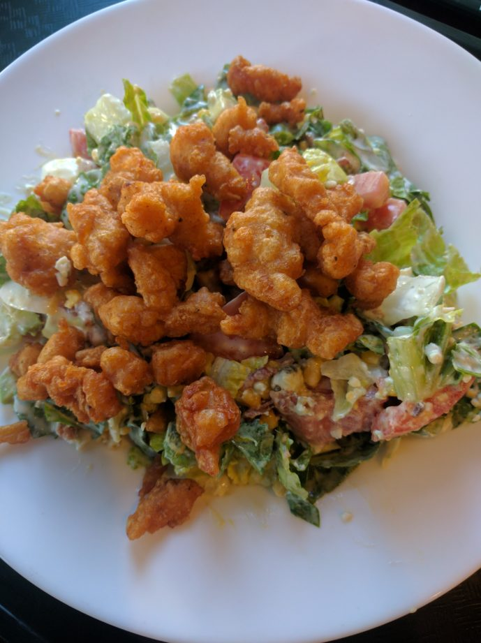 Salad Express Southern Cobb salad